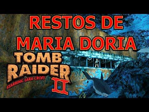 Tomb Raider 2 Video-Guia en Español - Restos de Maria Doria (Wreck of María Doria)