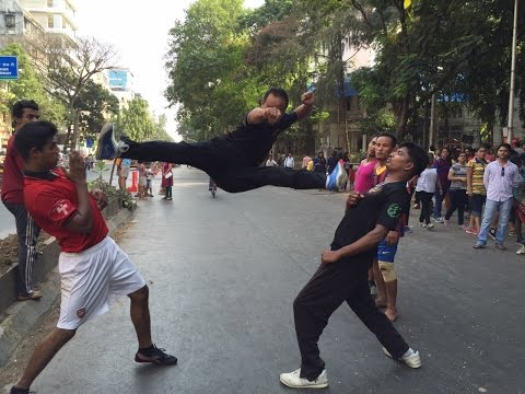 Wushu Demonstration
