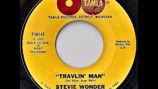 Stevie Wonder....   Travlin'  man...   1966