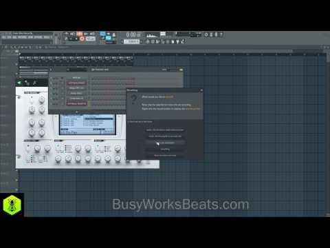 How to Make a Drake Beat using Nexus