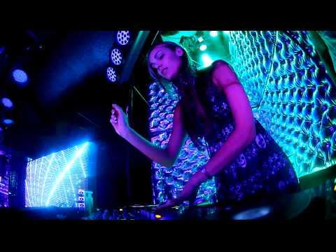 Dj Julia Katana In Avenue Club Yerevan
