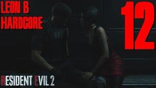 HARDCORE - Leon B - Resident Evil 2 Remake Blind Playthrough Part 12