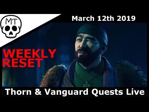 Thorn and Allegiance Quests Unlock! | Destiny 2 Weekly Reset thumbnail