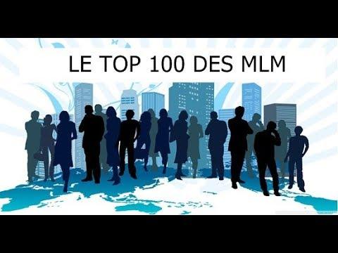 Le marketing de réseau/marketing relationnel/mlm (classement des meilleures entreprises) - Live 13