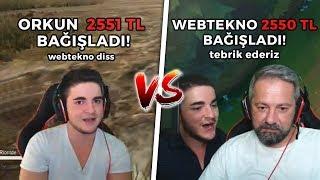 ORKUN IŞITMAK VS WEBTEKNO