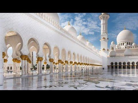 Sheikh Zayed Grand Mosque Abu Dhabi 2021 | World's Beautiful Mosque | VIsit World