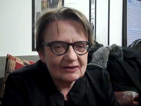 TheWrap interviews Agnieszka Holland