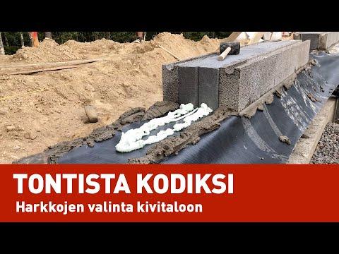 Tontista Kodiksi - Harkkojen Valinta Kivitaloon (jakso 2.)