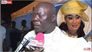 Moustapha Gueye fait un triste témoignage sur la femme de Aziz Ndiaye