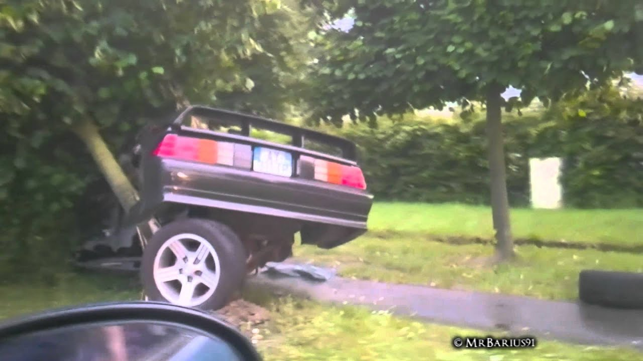1992 Chevrolet Camaro Z28 Serious Accident YouTube