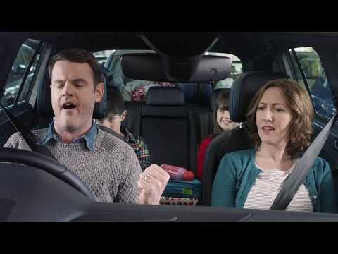 Volkswagen Tiguan Advert׃ Car Karaoke
