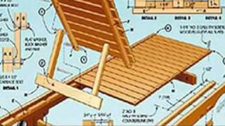 Woodworking Plans & Projects With Shed Plans, Bed Plans, Chair Plans Ect.