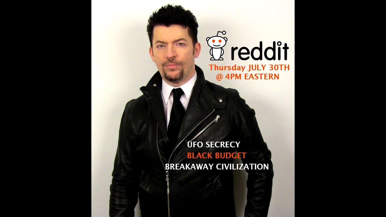 DARK JOURNALIST REDDIT AMA: UFO SECRECY & BLACK BUDGET!