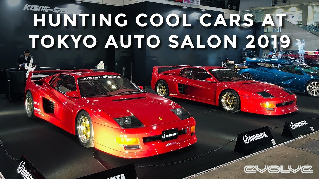 Tokyo Auto Salon 2019 - Exploring Japanese Modifying Culture
