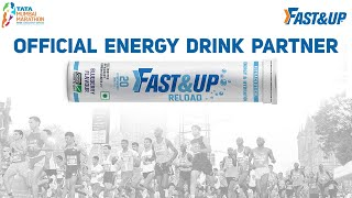 Fast&Up X Official Energy Drink Of TMM