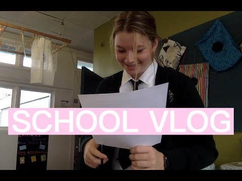 COME TO SCHOOL WITH ME | follow me around vlog