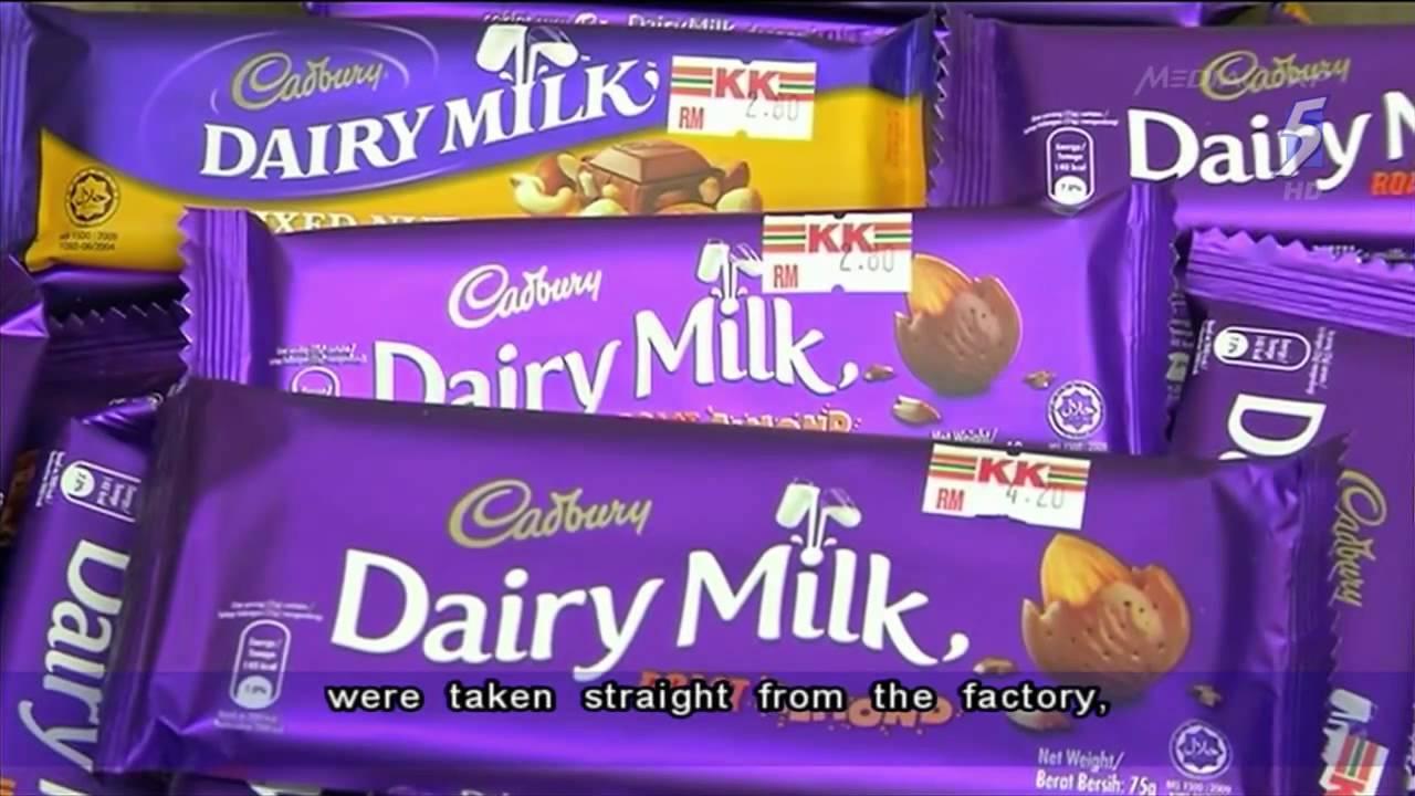 Is Cadbury Chocolate Halal