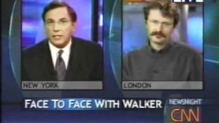 Robert Young Pelton on CNN - John Walker Lindh Interview
