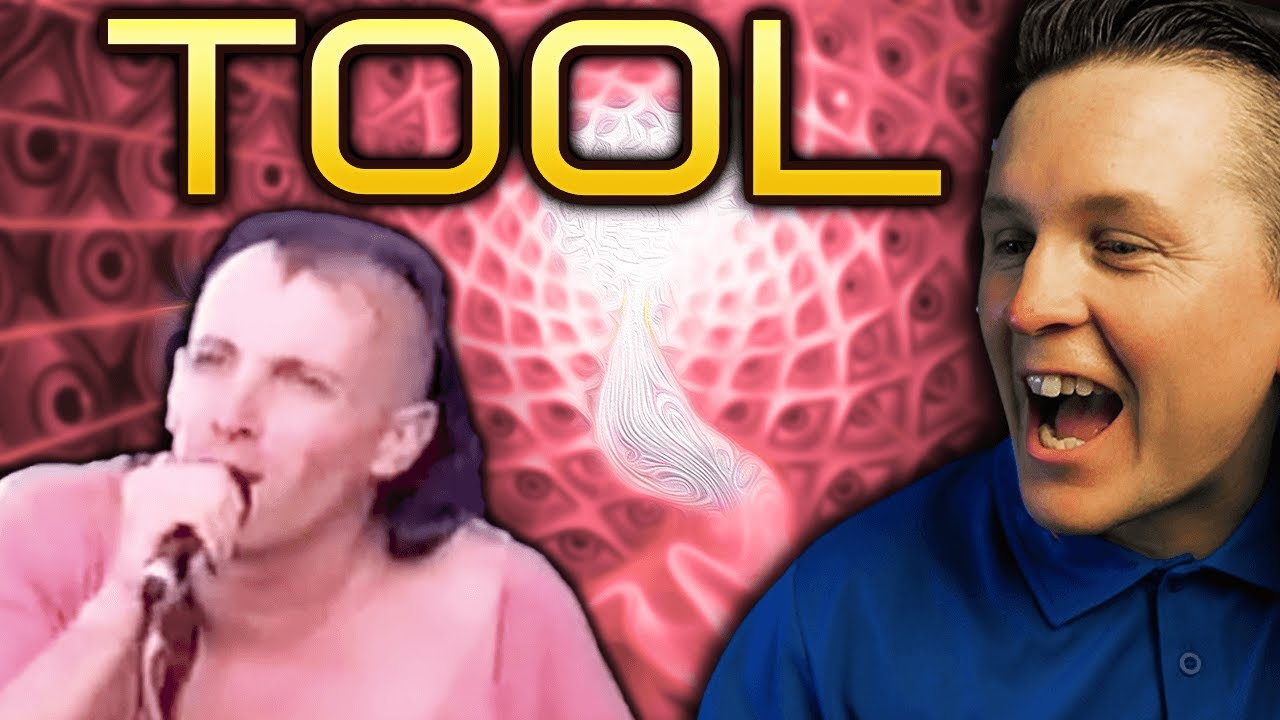 His WHOLE BODY was CONVULSING on STAGE!! | TOOL - SOBER (LIVE) - REACTION