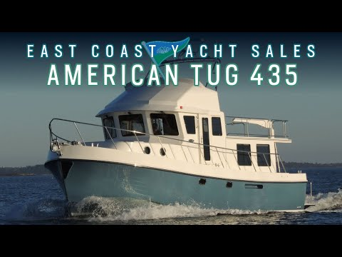 American Tug 435 Sold by East Coast Yacht Sales