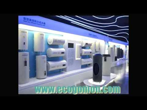 Integrated Type Air Source Heat Pump Hot Water Heaters   China Integrated Type Air Source Heat Pump