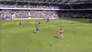FIFA 08 XBOX 360 GAMEPLAY