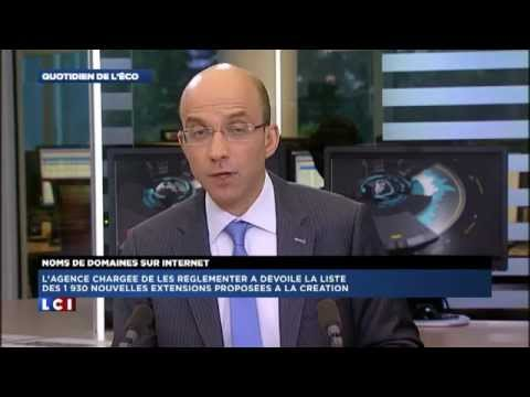 TF1 News LCI - Le Quotidien de l'Economie (13/6/2012)