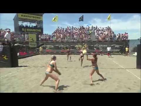 AVP Seattle Open 2017: Sizzle Reel