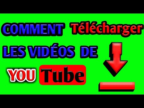 Comment télécharger tout les video Youtube en HD - 360p - 480p - 720p et en mp3