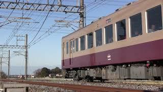 東武6050系 6162F(リバイバル塗装)『東武日光線90周年記念号』