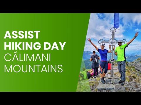 ASSIST Hiking Day   Cariera de Sulf din Munții Călimani - Vârful Pietrosul Călimanilor