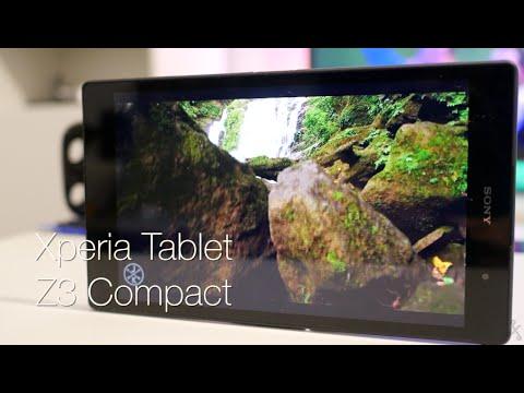 Análisis Sony Xperia Tablet Z3 Compact, review en español