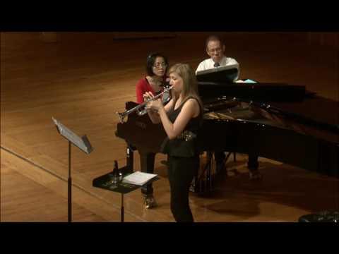 Mary Elizabeth Bowden - Samuel Barber - Three Songs - II. Sleep Now