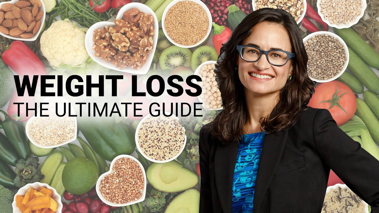 Plant-Based Weight Loss - The Ultimate Guide