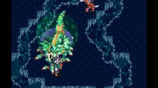 Seiken Densetsu [Boss 18] {Dragon Emperor Path} God-Beast Fiegmund (No Class Change)