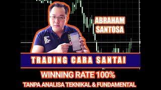 Winning Rate 100% Tanpa Indikator, Tanpa Fundamental