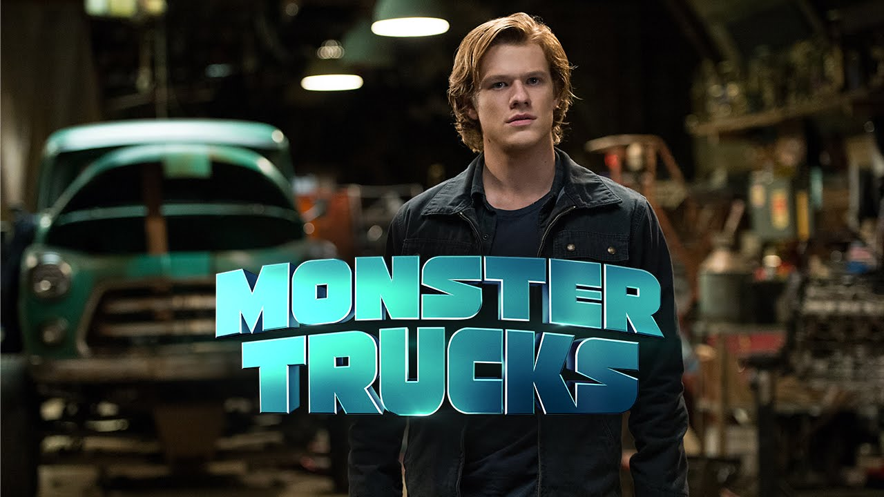 MONSTER TRUCKS - Trailer italiano ufficiale