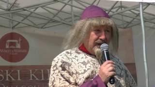OLSZTYN24: Inscenizacja powitania biskupa Wacława Leszczyńskiego na Warmii