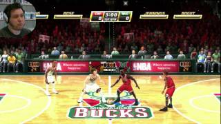 Croooow Plays NBA Jam (Playstation 3)