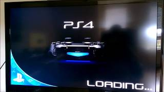 PS4 1.76 Backup - Fast Boot