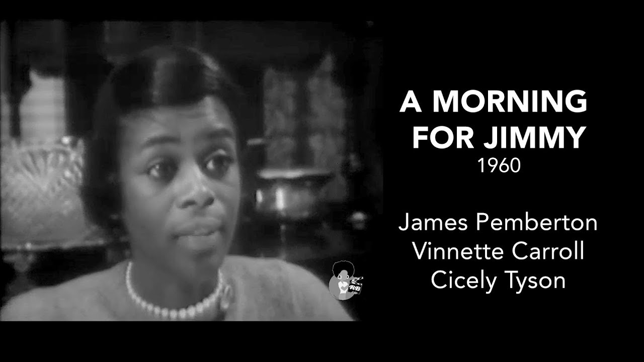 A Morning for Jimmy (1960) feat. Cicely Tyson