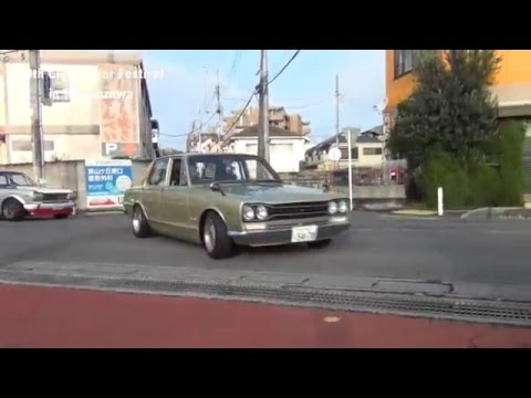 19th Classic Car Festival in Tokorozawa