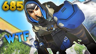 This GRANNY Is A NINJA!! | Overwatch Daily Moments Ep.685 (Funny and Random Moments)