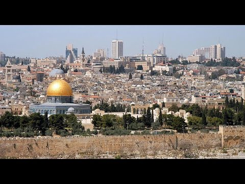 The Peace of Jerusalem (A Meditation)