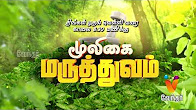 Mooligai Maruthuvam 26-06-2017 Vendhar TV Show Online