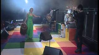 Divididos (Luna Park - Presentacion de Amapola del 66) - La Flor Azul HQ