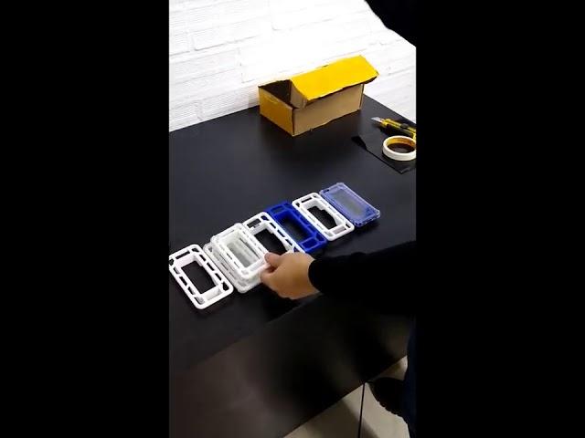 Novos Taquinhos/moldes para impressão UV em capas de Celular