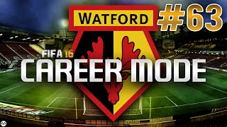FIFA 16 CAREER MODE | #63 | Big Games v Chelsea & Arsenal