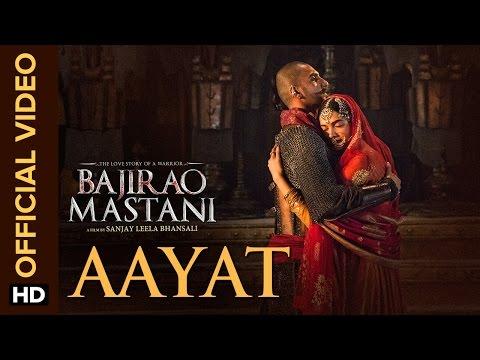 Aayat (Video Song) | Bajirao Mastani | Ranveer Singh, Deepika Padukone