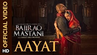 Aaj Ibaadat (Video Song) | Bajirao Mastani